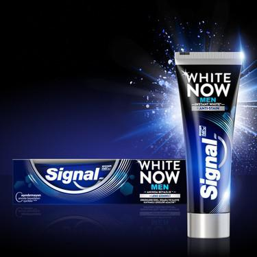 SİGNAL WHITE NOW MEN DİŞ MACUNU 75 ML